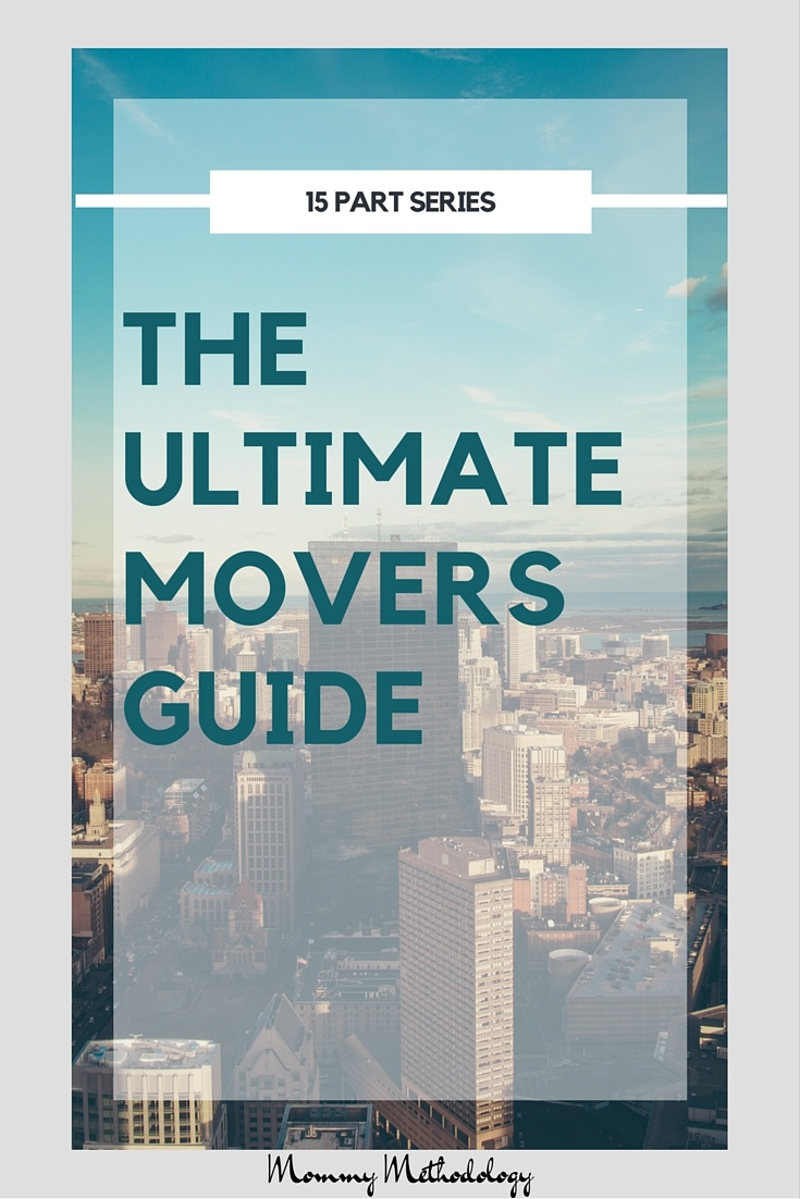 THE ULTIMATE MOVERS GUIDE