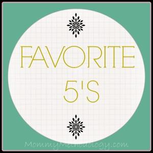 Favorite 5's