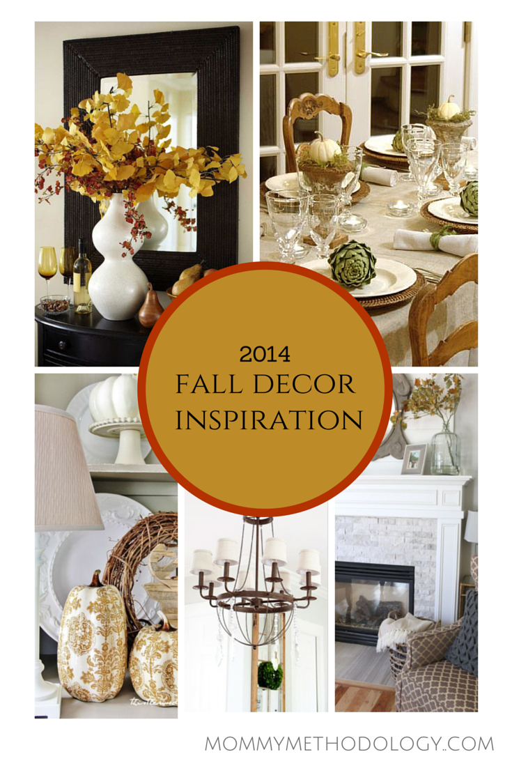 2014 FALL DECOR INSPIRATION