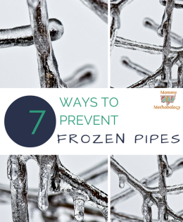 7 Ways To Prevent Frozen Pipes