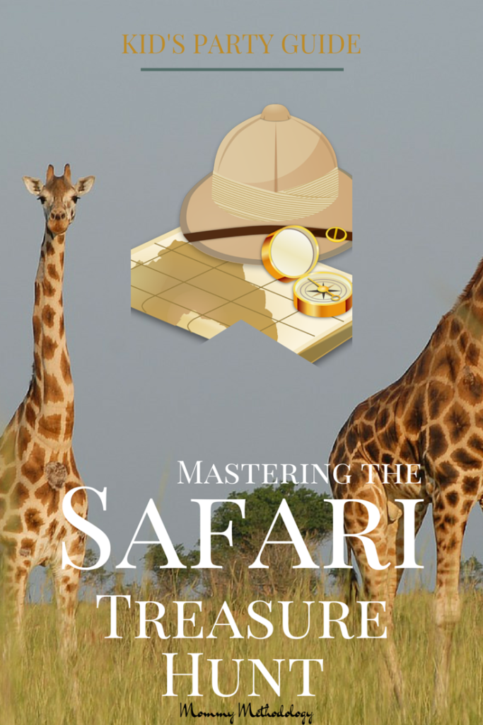 I loved my first treasure hunt. I wanted the same for my kids. Use my party guide to Mastering the Safari Treasure Hunt to create memories for your family.