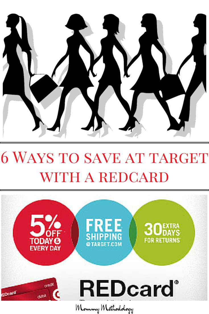 6 Ways To Save At Target With A REDcard