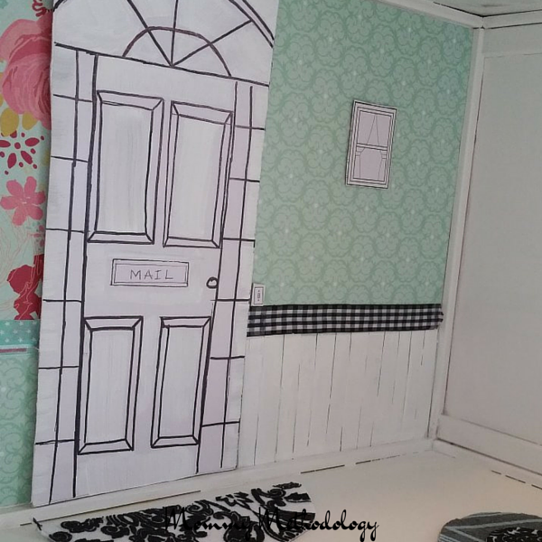 doll house entry