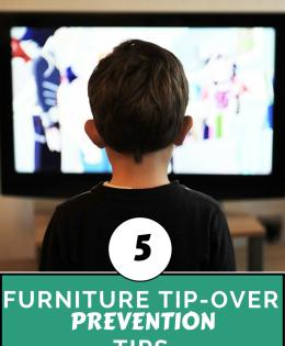 5 Furniture Tip-Over Prevention Tips