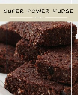 Super Power Fudge