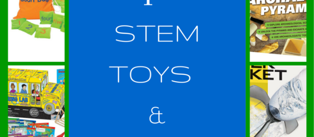 Top 10 STEM Toys & Games