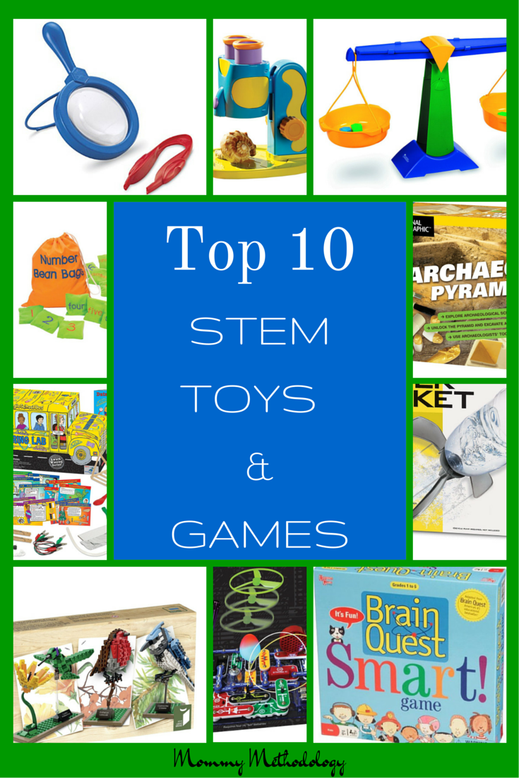 Best Games Toys : Top stem toys games mommy methodology
