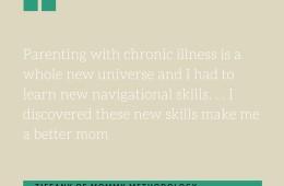 Day 4 Method: Chronic Illness
