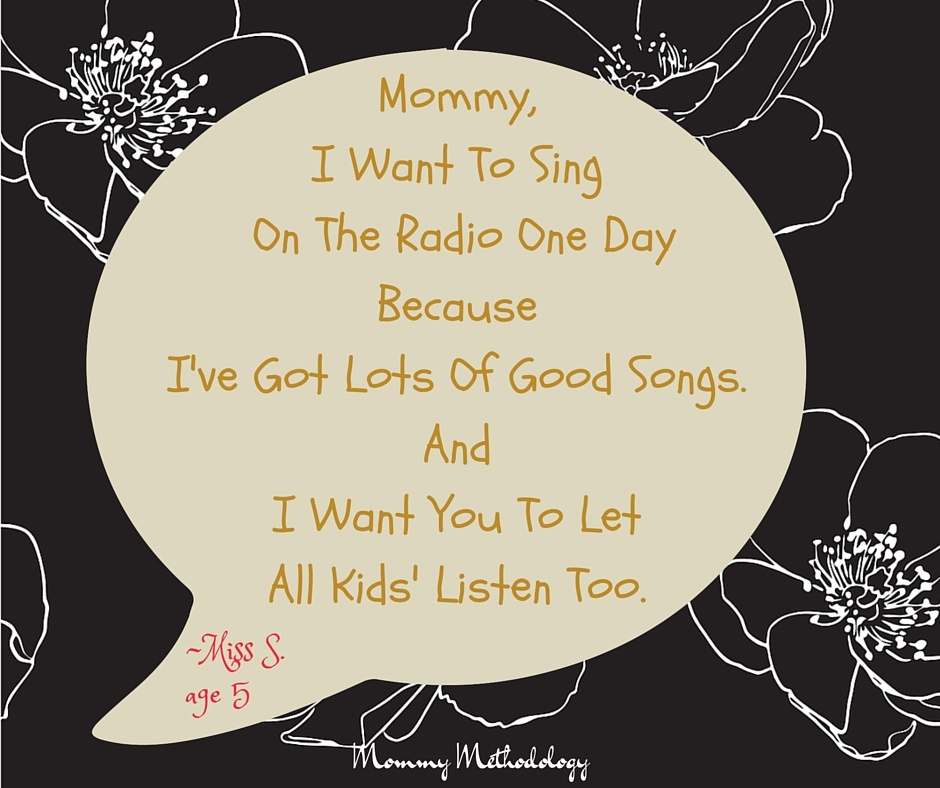 Sing on Radio Quote