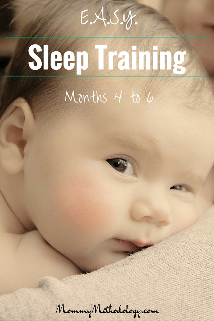 EASY Month 4 to Month 6 - Do you want a routine that produces a contented baby & happier mom? Learn about E.A.S.Y. sleep training, feeding charts & tailored routines for active babies- get a FREE reference chart!
