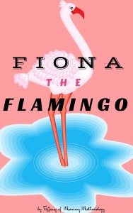 Fiona the Flamingo cover page