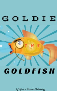 Goldie the Goldfish cover page