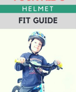 Your Kid's Helmet Fit Guide