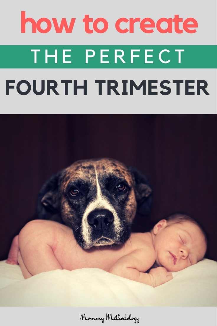 How To Create The Perfect Fourth Trimester | The Fourth Trimester: Yes, It Does Exist! Let's discuss what it is, how it impacts you and your baby, and how to create the perfect fourth trimester.