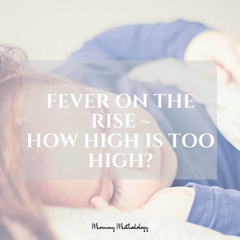 When is a fever too high? When can you take your finger off speed-dial to your pediatrician or when do you call their emergency line? Clear guidelines here.
